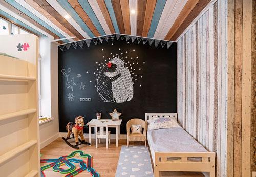 детские комнаты в скандинавском стиле фото 3