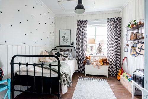 детские комнаты в скандинавском стиле фото 5