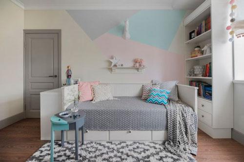 детские комнаты в скандинавском стиле фото 7