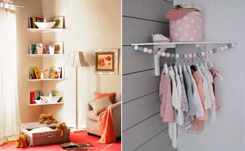 дизайн прямоугольной комнаты для ребенка