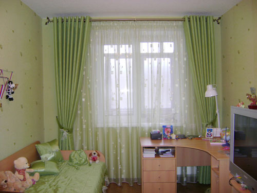 Дизайн прямоугольной комнаты для ребенка 8 лет