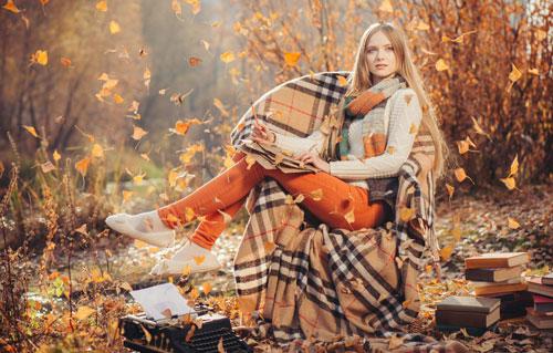 аксессуары +для фотосессии на природе осенью 6