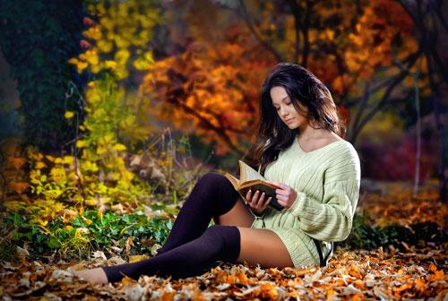 что надеть на фотосессию на природе осенью 5