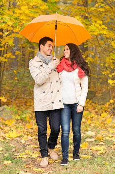 идеи для семейной фотосессии на природе осенью