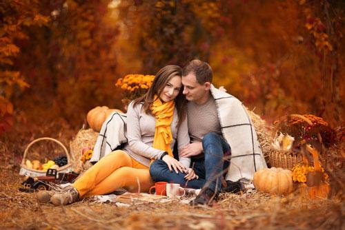 идеи для семейной фотосессии на природе осенью 4