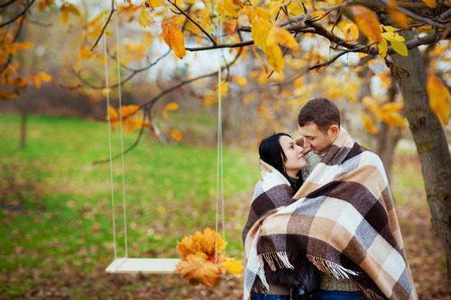 идеи для семейной фотосессии на природе осенью 3
