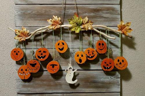 как украсить квартиру на хэллоуин своими руками в 2021 году 5