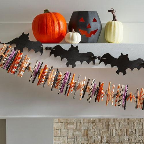 как украсить дом на Хэллоуин в 2021 году 3