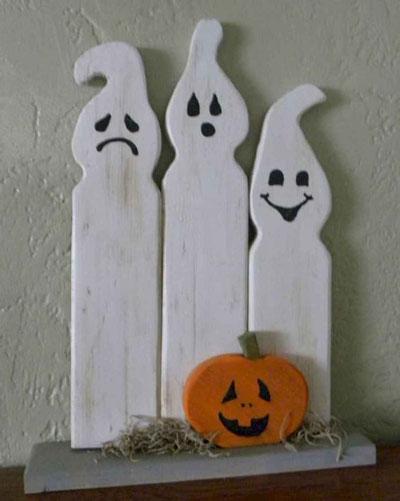 украшение своими руками на Хэллоуин 2