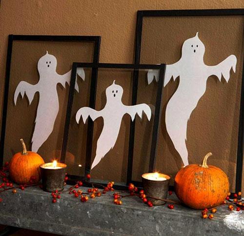 украшение своими руками на Хэллоуин 4