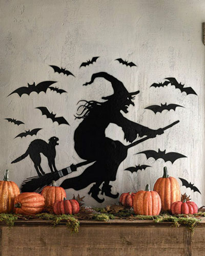 украшение своими руками на Хэллоуин 7