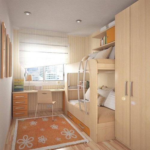 детская комната для самых маленьких