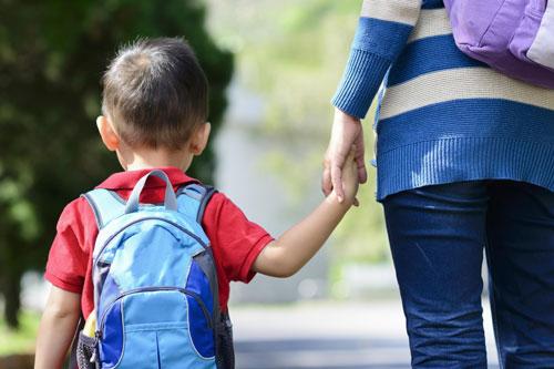 Как поговорить с ребенком о безопасности 2