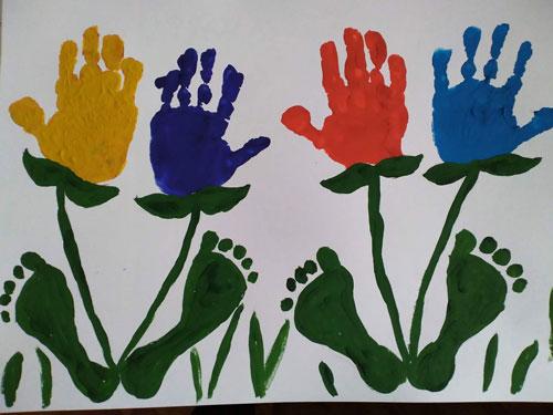 сделать своими руками маме открытку легкую 2