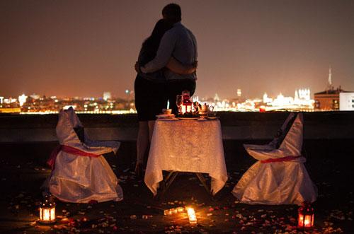 устроить романтический вечер 2