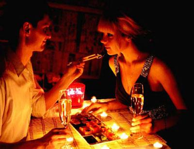 устроить романтический вечер жене дома