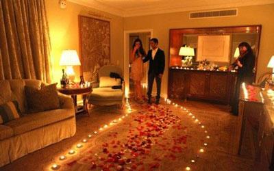 как устроить мужу романтический вечер дома