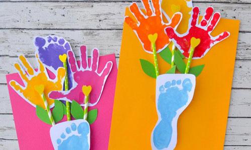 Какой подарок сделать маме своими руками на день матери 7