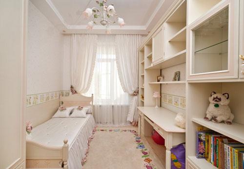 проекты маленьких детских комнат 4