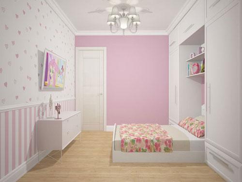 детская кровать для маленькой комнаты 2
