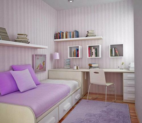 детская кровать для маленькой комнаты