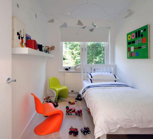проекты маленьких детских комнат
