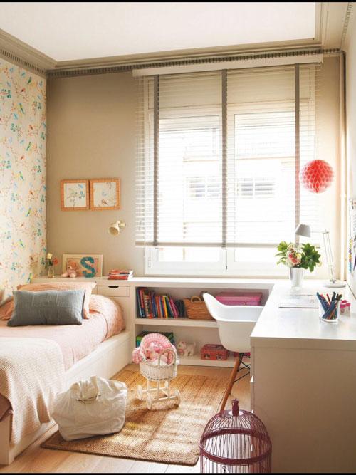 маленькие детские комнаты фото детская мебель