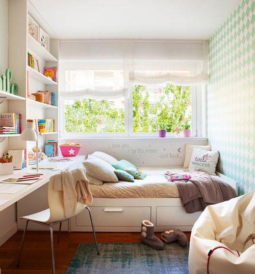 маленькая детская комната дизайн 8 кв 3
