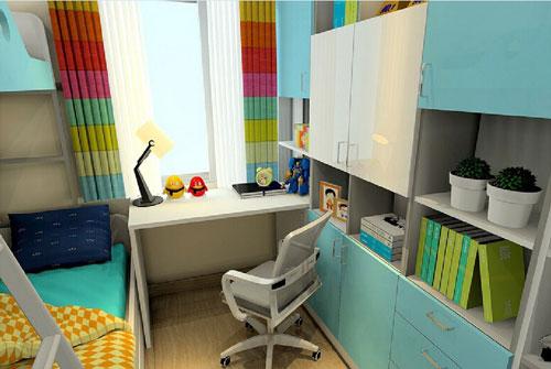 маленькая детская комната дизайн 8 кв 2