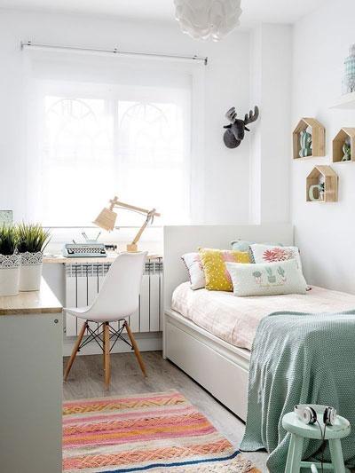 мебель для маленькой детской комнаты мальчика
