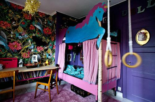 маленькая детская комната дизайн 8 кв
