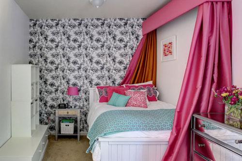 маленькая детская комната +для школьника фото дизайн 4