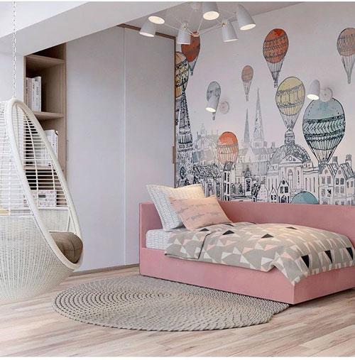 маленькая детская комната +для школьника фото дизайн 2