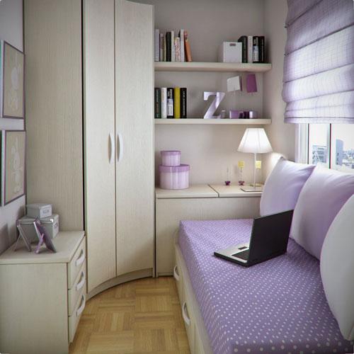детские спальни маленькая комната