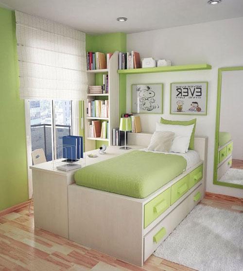 детский шкаф в маленькую комнату