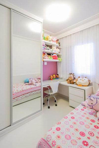 примеры маленьких детских комнат 7