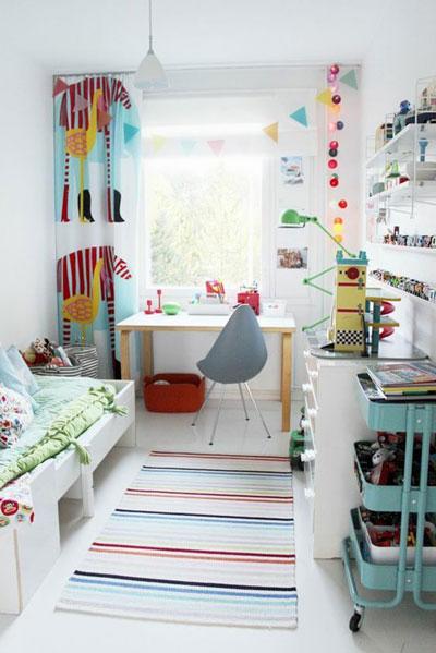 примеры маленьких детских комнат 5