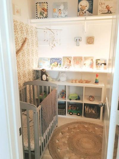 примеры маленьких детских комнат 4