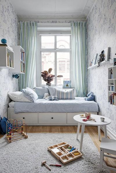 примеры маленьких детских комнат 2