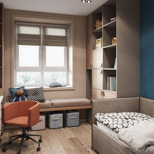 мебель для детской комнаты девочке подростку маленькая