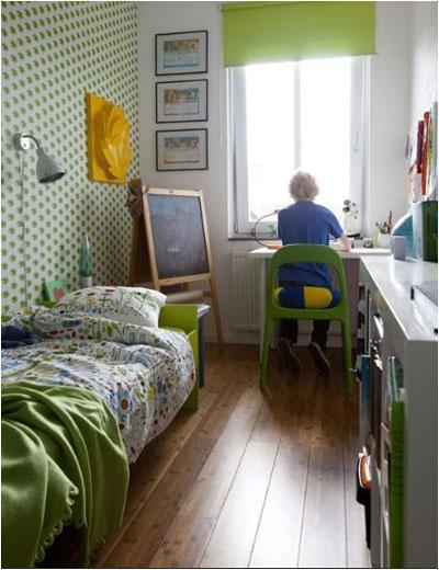 организация маленькой детской комнаты 10
