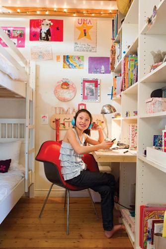 организация маленькой детской комнаты 5