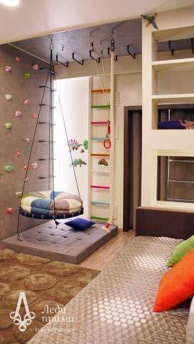 идеи для маленькой детской комнаты мальчику 2