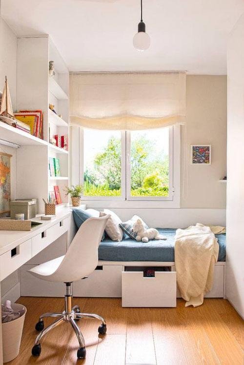 детская мебель для мальчишек в маленькую комнату