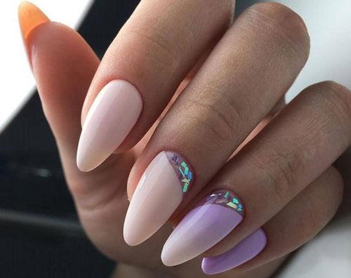 Модные тенденции дизайна ногтей осенью