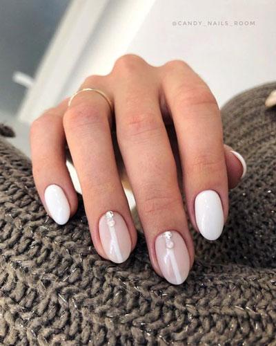 дизайн ногтей миндальной формы осень 2021 7
