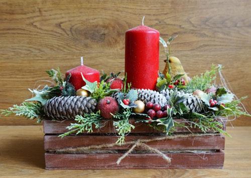 новогодние свечи декор своими руками фото для начинающих поэтапно