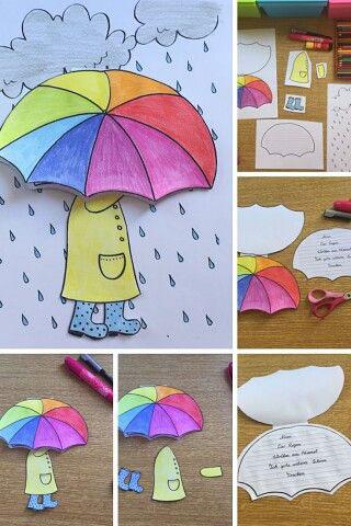 поделки из бумаги на тему осень для детского сада своими руками 5