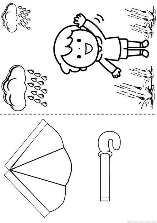 поделки из бумаги на тему осень для детского сада своими руками 3