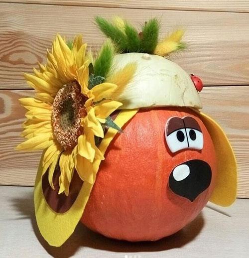 в детский сад поделки из фруктов и овощей своими руками 5